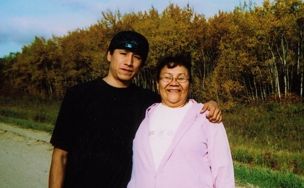 Danny Wolfe and Mom