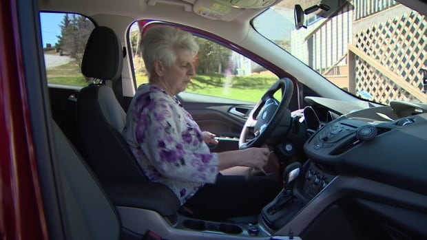 Carolyn Neilson complained to CBC about her new Ford escape's radio, which worked only some of the time.
