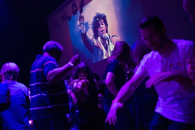 WIP First Avenue club Minneapolis Prince tribute dance April 21 2016