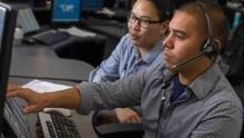 911 call centre