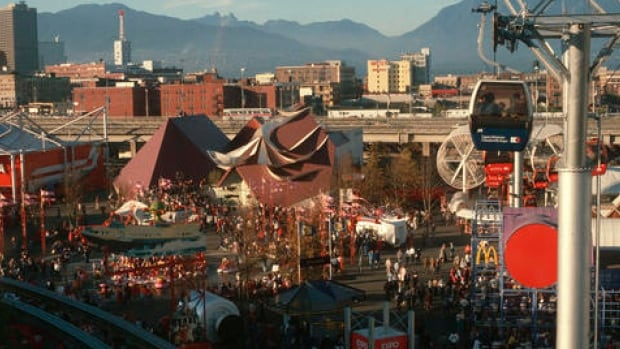 Expo 86 ran from May 2, 1986 to October 13, 1986 and attracted more than 22 million visitors.