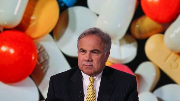 New Valeant CEO Joe Papa says the sale of a number of assets to raise cash is part of the Montreal-based company's new operating strategy. The drug maker lost 90 per cent of its value after an accounting scandal emerged last year.