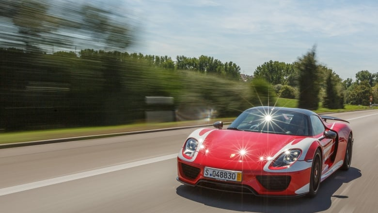 Used Porsche 918 Spyder For Sale With Photos Carfax