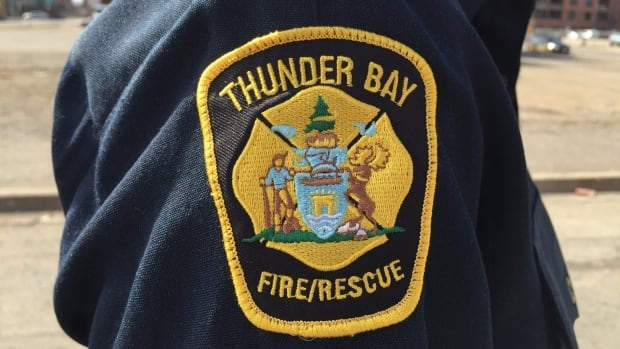 Fire officials in Thunder Bay say at least four people were taken to hospital Sunday night with suspected carbon monoxide poisoning.