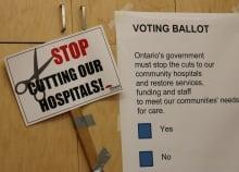 Ontario Health Coalition Referendum