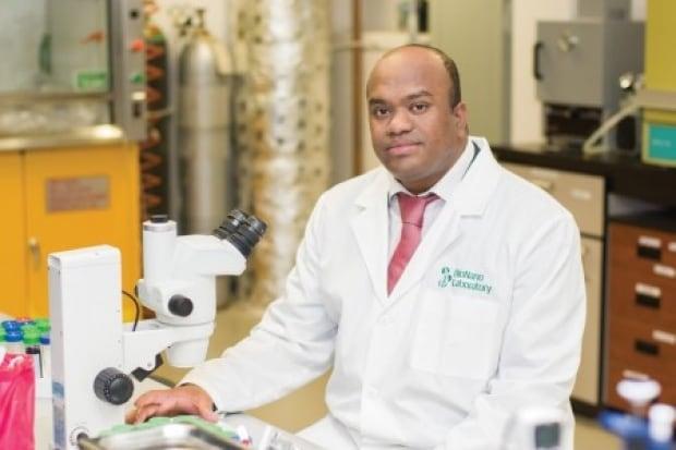 Professor Suresh Neethirajan University of Guelph soybean