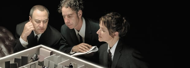 Still from The Corporation