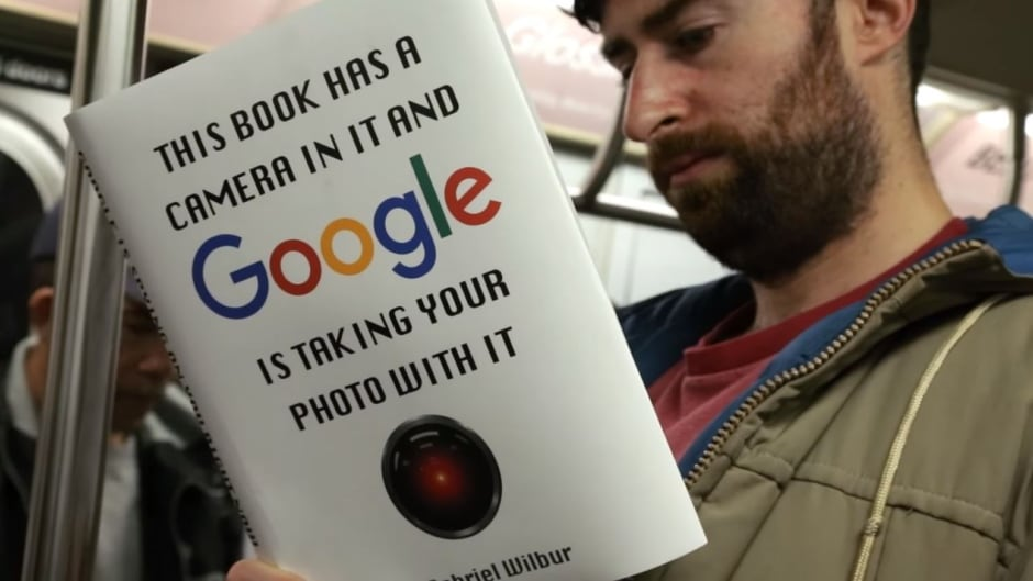 How do strangers react to startling books on the subway? Armed with a serious poker face, Scott Rogowsky investigates.