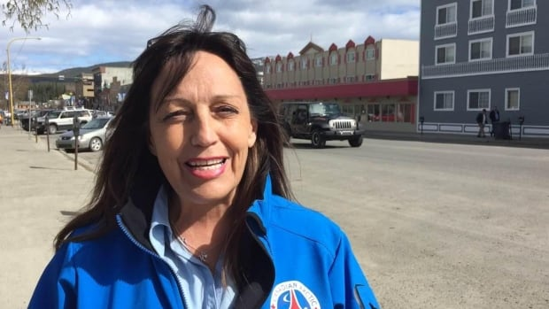 Nancy McClure, the executive director of the Canadian Arctic Aviation Tour 2017, hopes the organization can find the money it needs to pay what is owed from last year's tour and carry on with the show this summer.