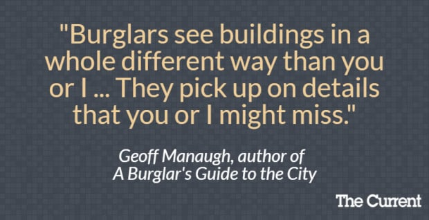 Burglar's guide to city quoteboard