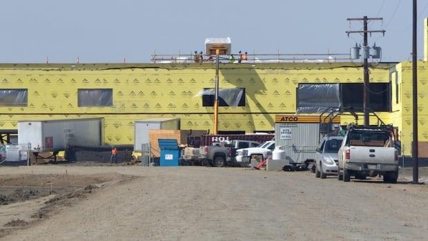 Rosewood Middle School ~ Regina homebuilders association says sask government