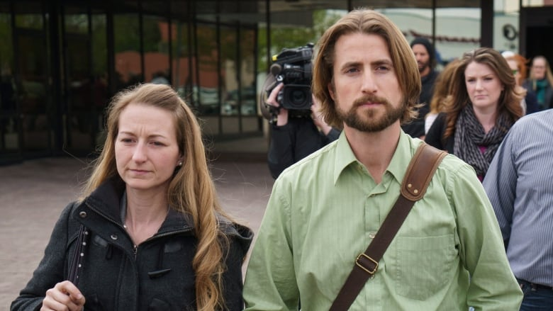 Verdict day for David and Collet Stephan, accused of failing to take dying toddler to doctor