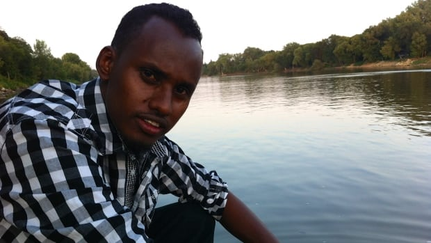 Yahya Samatar marks his first Ramadan since claiming refugee status in Canada last year.