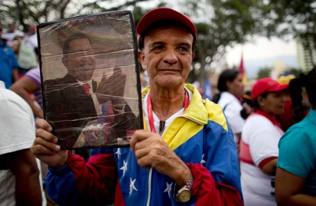 Venezuela Goverment March