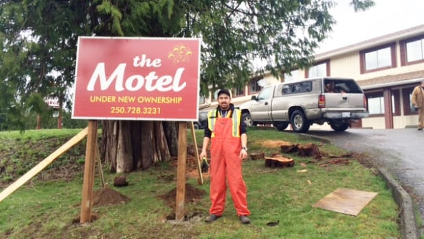 A motel is one of the properties purchased by the Huu-ay-aht First Nation in January that is open for business ahead of the summer tourism season.