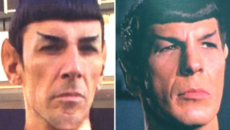 Remarkable, very Leonard nimoy as spock