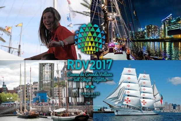 Rendezvous 2017 Tall Ships Regatta
