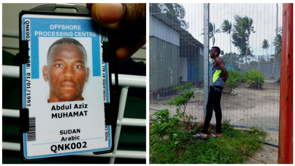 Abdul Aziz has spent three years in detention at Papua New Guinea's Manus Island camp. This week, the PNG government declared the camp unconstitutional, and the government has ordered it closed.