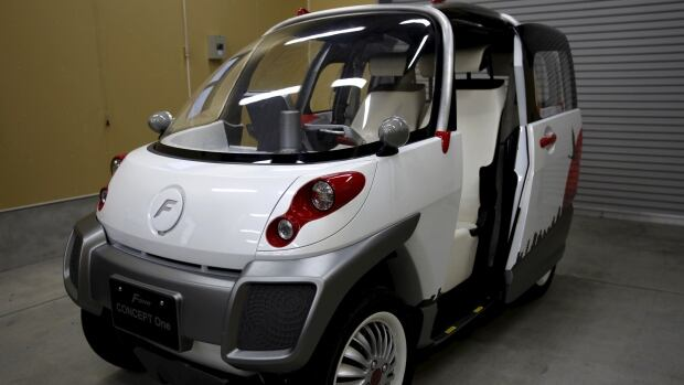 This Japanese concept car floats in the event of unexpected flooding, but buyers are still waiting for far less-specialized vehicles that are always available in the future, but not now.