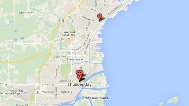 Asbestos in buildings is not necessarily dangerous, but does become a problem when the fibre is disturbed. Four federal buildings in Thunder Bay contain asbestos, CBC News has learned.