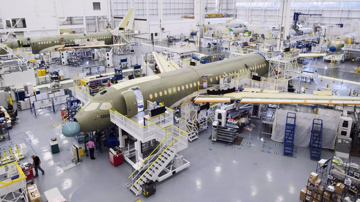 Boeing Lands Direct Hit In Bombardier Fight But Battle Is
