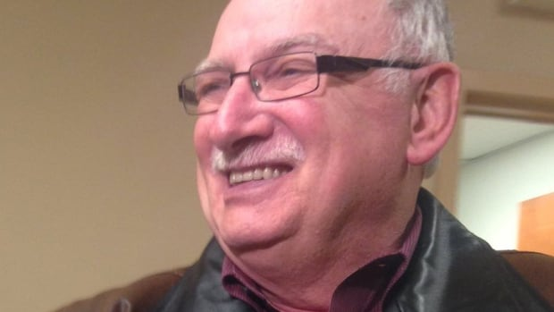 Gerard Comeau was all smiles Friday after a judge dismissed a charge against him of bringing too much alcohol into New Brunswick from Quebec because it violated free trade provisions in the Constitution.