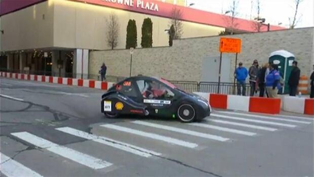 U of A Eco-car