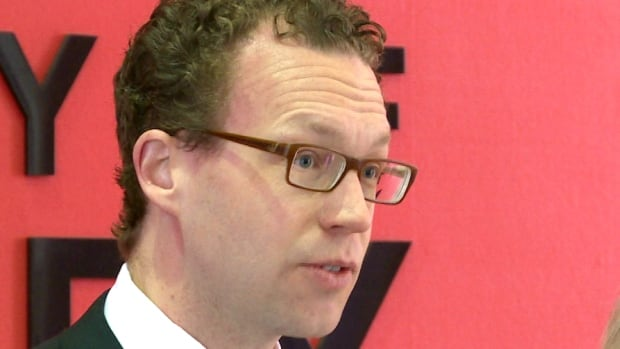 Advanced Education Minister Marlin Schmidt announced an extended tuition freeze on Wednesday.