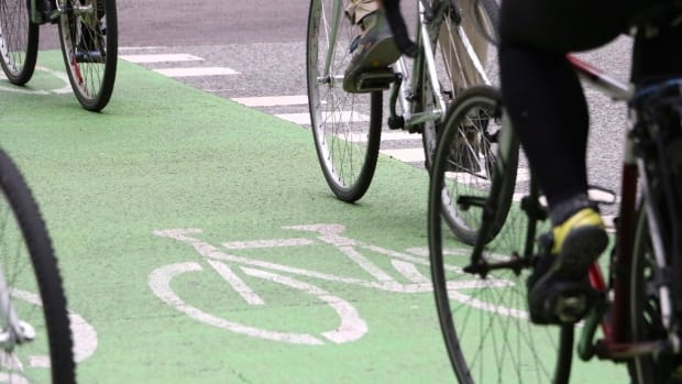 One recommendation from the final design calls for raised, uni-directional, protected bikes lanes on both sides of 10th Avenue.