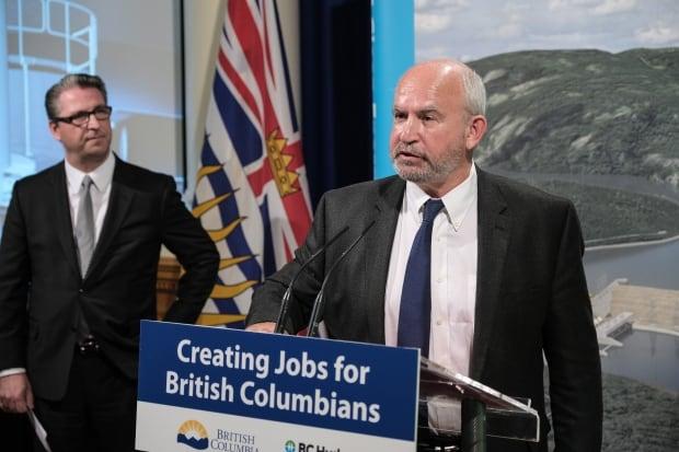 Energy Minister Bill Bennett