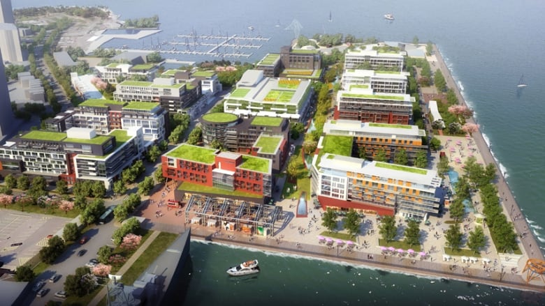 Get a final look at the waterfront urban design study before it's approved