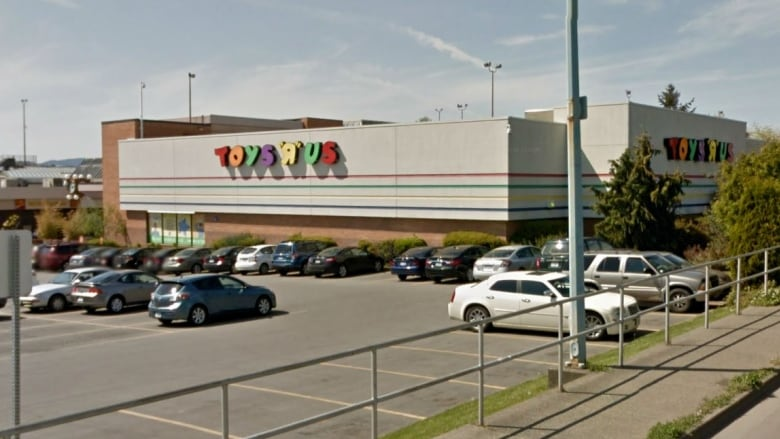 Witnesses sought in Mayfair Mall Toys R Us fire in Victoria CBC News