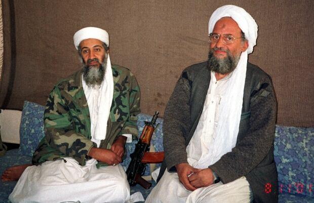 Osama bin Laden Ayman al-Zawahiri Al Qaeda