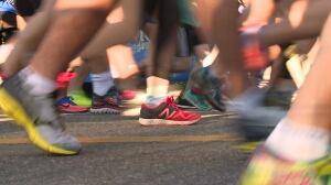 Road closures for the Scotiabank Vancouver half marathon