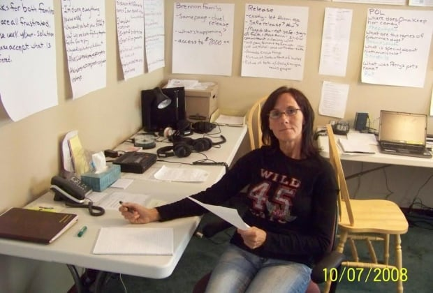 Amanda Lindhout's Mom - Lorinda Stewart