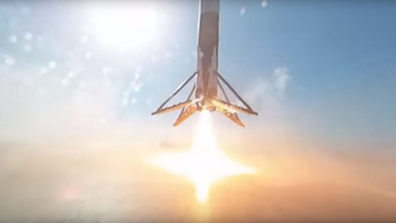 SpaceX releases close-up video of historic rocket landing, new rocket