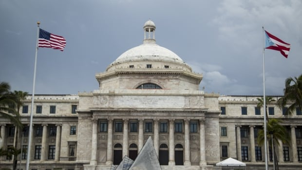 Puerto Rico may default on part of its loans as early as Monday.