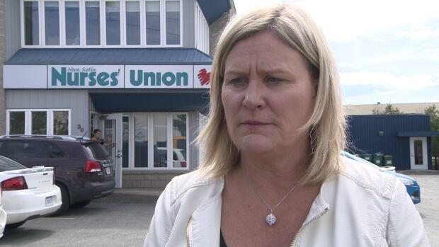 Janet Hazelton Nurses Union