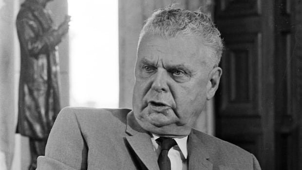 An award created by Stephen Harper's government, which honoured former Progressive Conservative prime minister John Diefenbaker, seems to have disappeared.