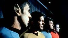 Film Star Trek Who's Captain Kirk