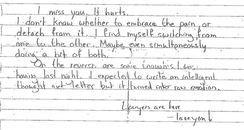 How To Write A Love Letter To Someone In Jail.Lawyer Linked To Illegal Smuggling Of Killer Dellen
