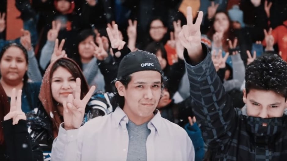 The music video for Home To Me, a song written and recorded by teens from Grassy Narrows First Nation in northwestern Ontario, was released in March of 2016.