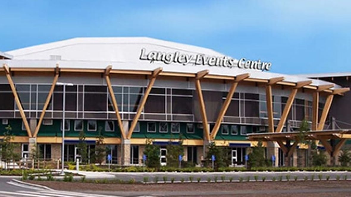 Langley Events Centre New Home Of The Vancouver Giants