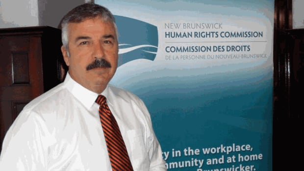 Marc-Alain Mallet, director, New Brunswick Human Rights Commission
