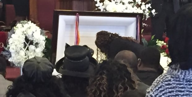 Daverico Downey funeral