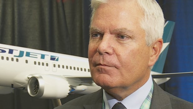 WestJet CEO Gregg Saretsky retires, effective immediately