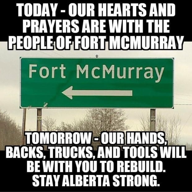 Fort McMurray Evacuee Open Source Help Page