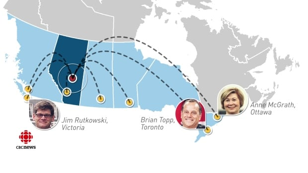 Chief of staff Brian Topp, deputy chief of staff Anne McGrath and and senior adviser Jim Rutkowski are in Premier Rachel Notley's inner circle. Other staff in the premier's office have been recruited from Vancouver, Edmonton, Regina, Winnipeg and Ottawa.