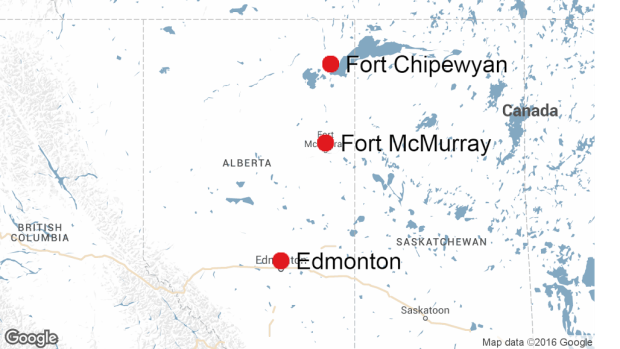 Fort Chipewyan organizing search for four missing hunters