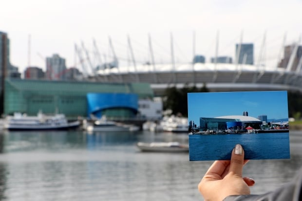 Expo 86 BC Place then and now